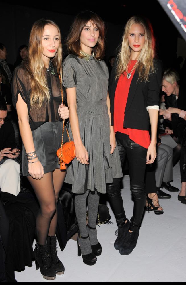 Trendys en la New York Fashion Week 12