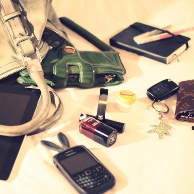 Bloggers´ bags