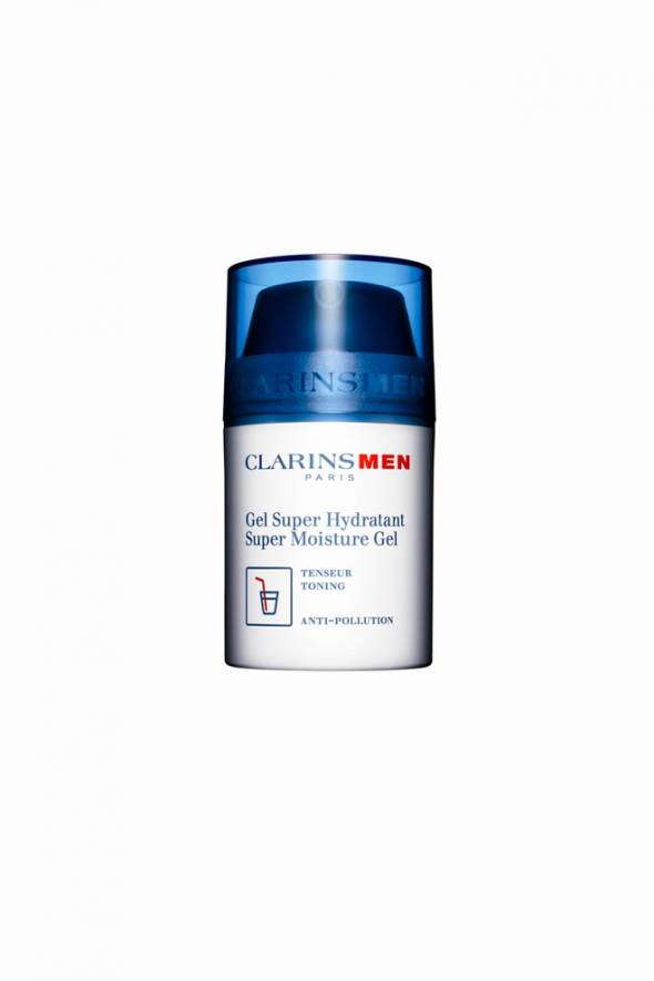 Gel super hidratante Clarins Men