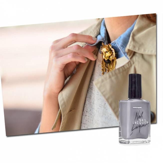 Bloggers manicure