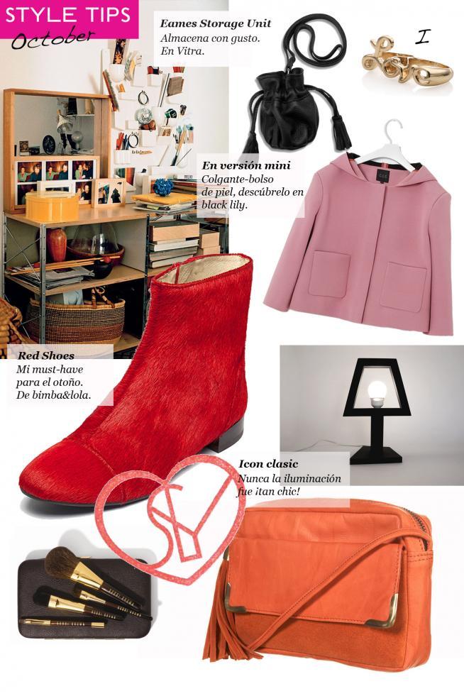 Style tips October: Olga