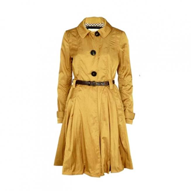 Top trench