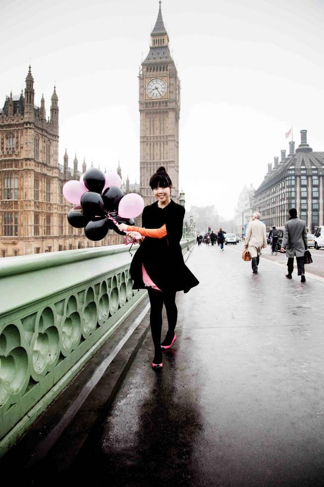 Susie Lau y Pretty Ballerinas