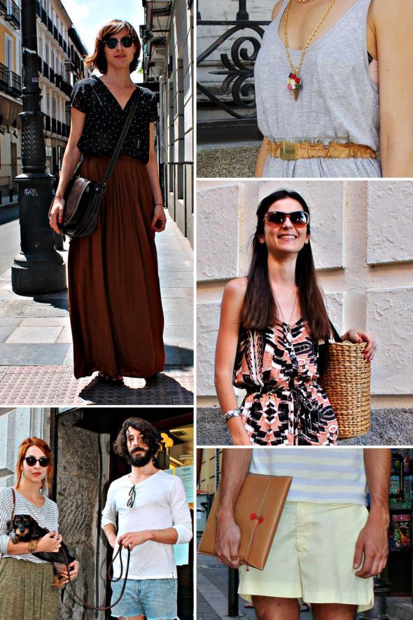Street Style Top verano