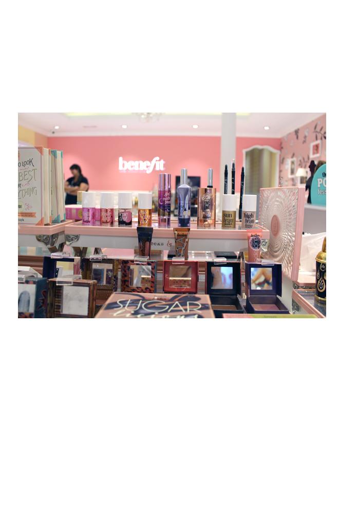 Hemos probado: Boutique Benefit