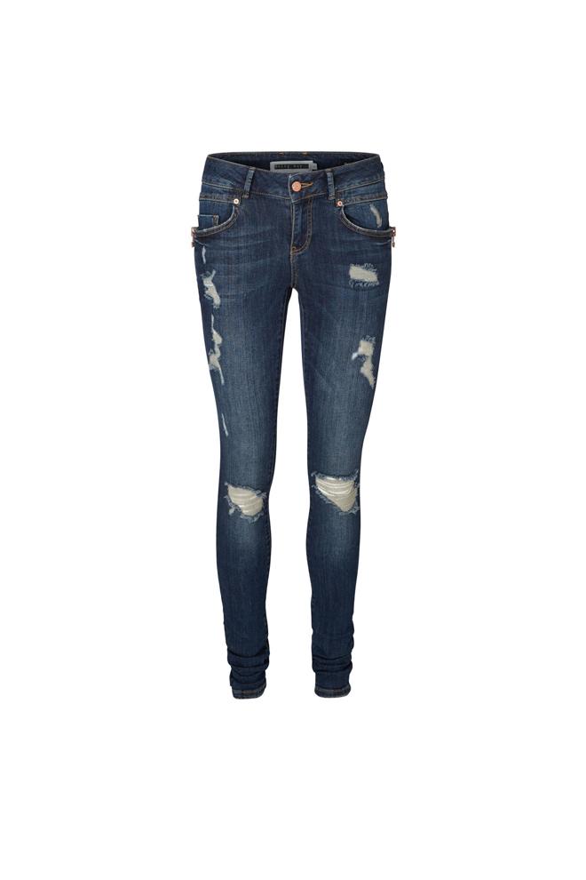 jeans rotos vero moda