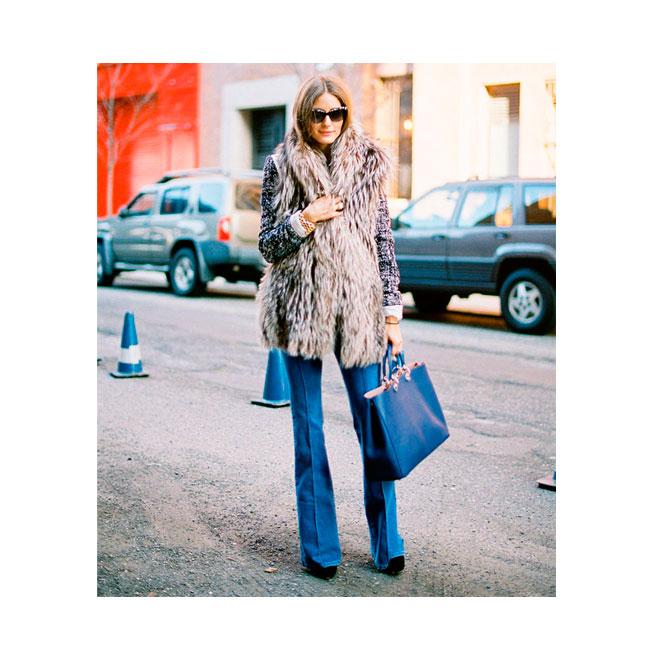 manual de estilo: pantalón campana