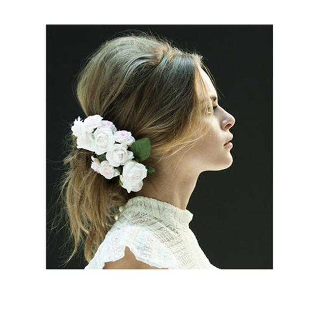 Peinados de novia de otoño