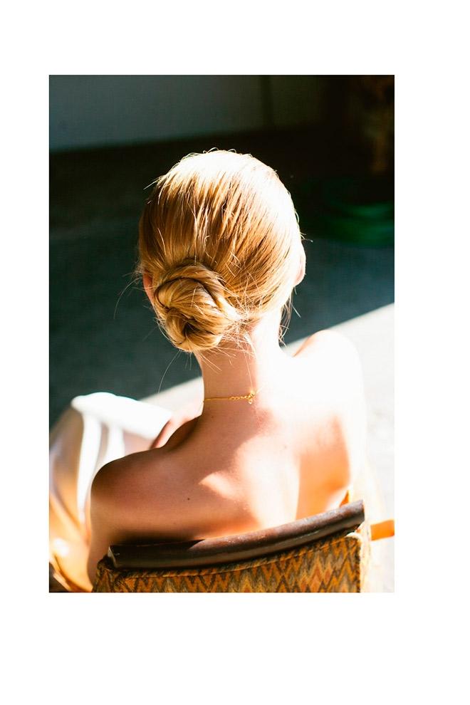 Peinados sexy de verano