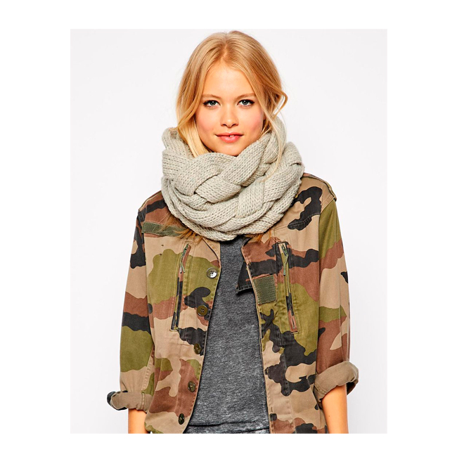 shopping bufandas