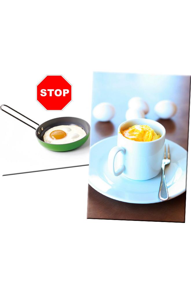 Trucos para desayunar bien