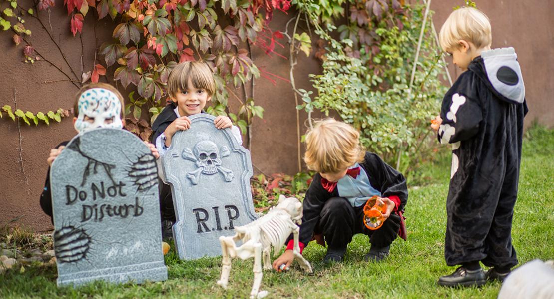 Mamás viajeras te da ideas para tu fiesta de Halloween
