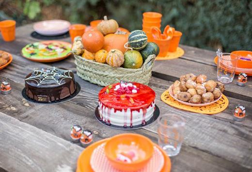 ideas para tu fiesta de Halloween con El Corte Inglés