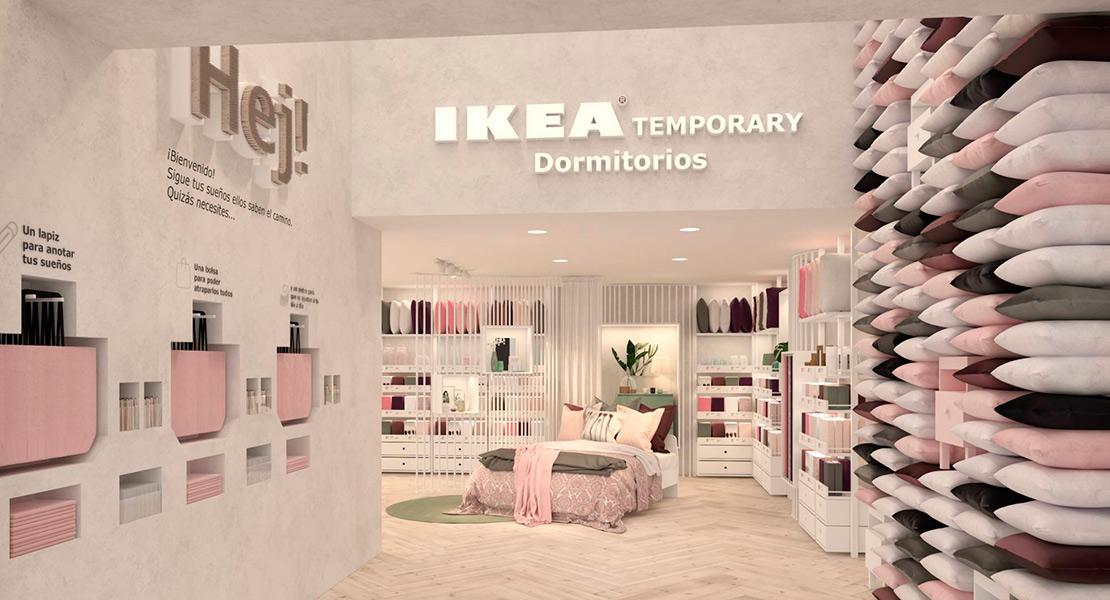 Ikea abre su primera tienda urbana en madrid stylelovely - Ikea serrano temporary dormitorios madrid ...