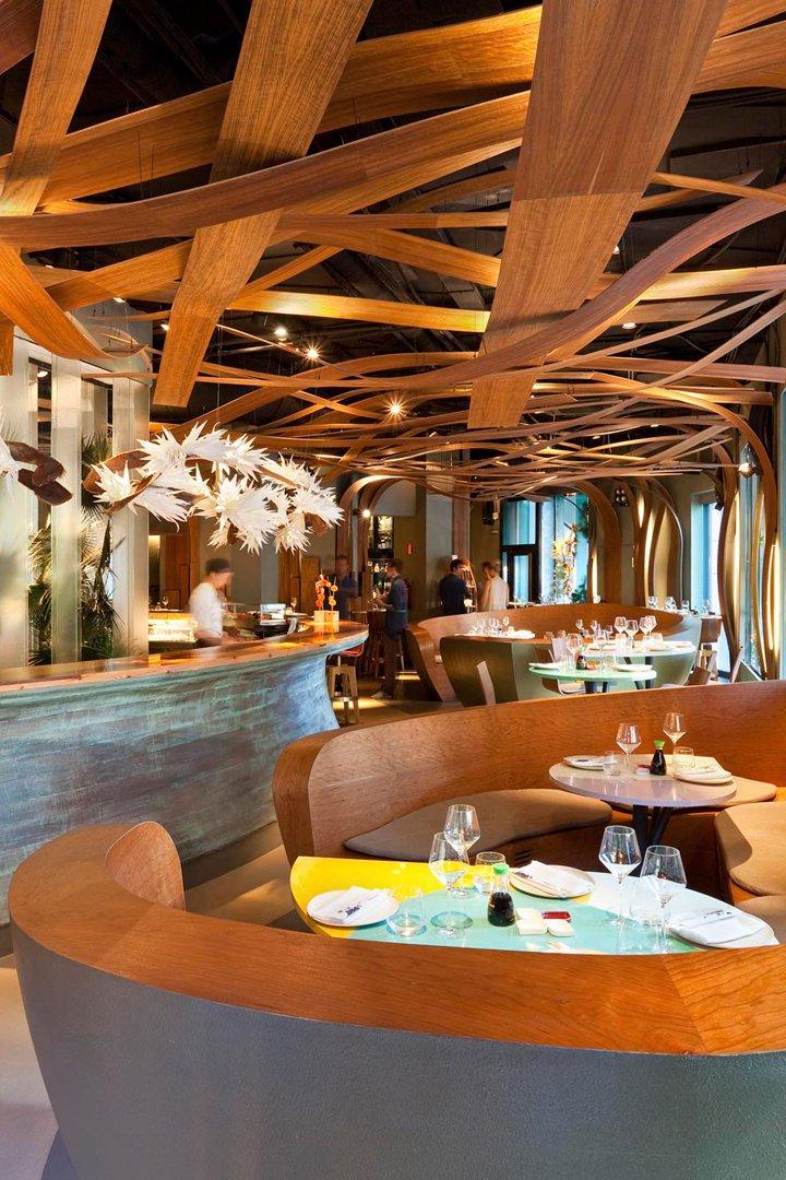 Los mejores restaurantes de barcelona stylelovely - Restaurante ken barcelona ...