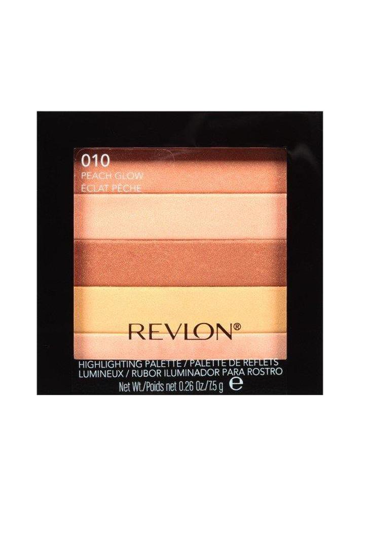 Paleta de iluminadores de Revlon: Looks beauty Olivia Palermo