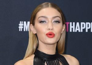 Gigi Hadid es fiel a Maybelline