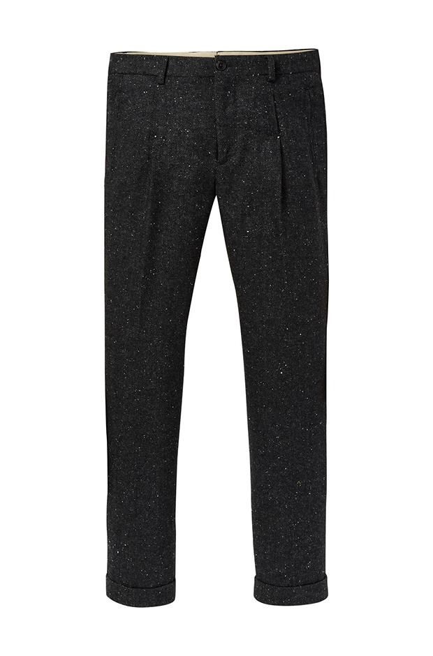 Imprescindibles de invierno masculinos: Pantalones rectos