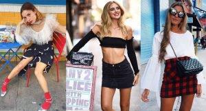 Las influencers en la Semana de la Moda de Nueva York