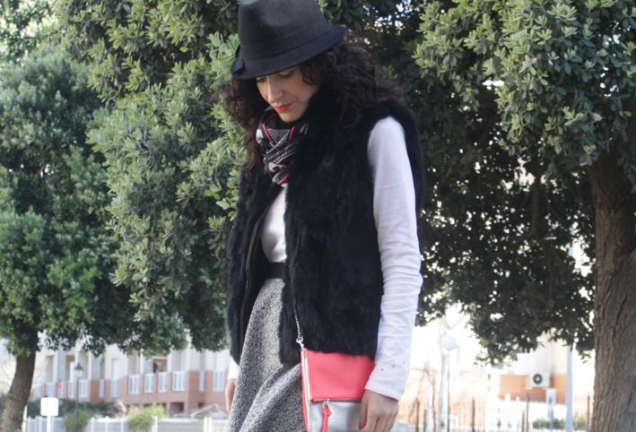 Look Falda de Vuelo - Look Full Skirt-371-stella