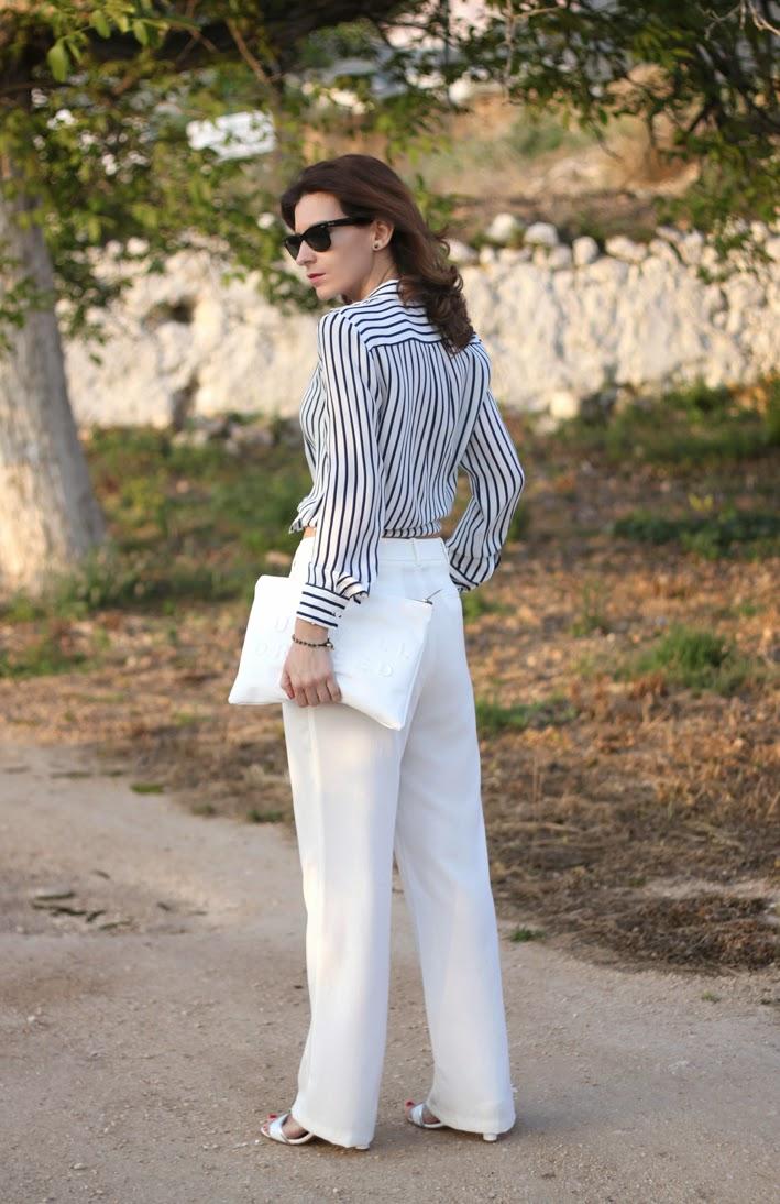 Siempre es buen día para llevar Rayas - Stripes Blouse-152-stella