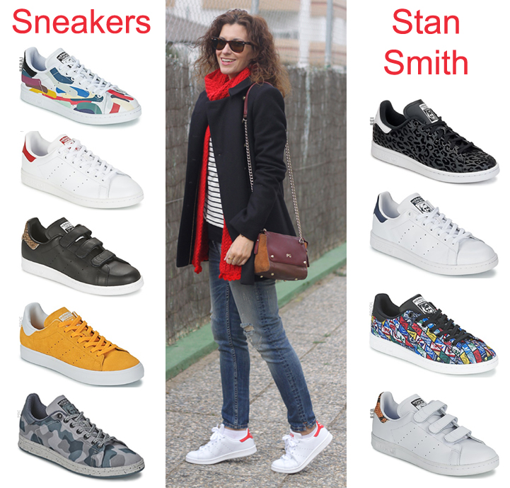 Sneakers: Adidas Stan Smith-2884-stella