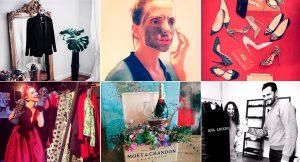 Los Goya 2017 en Instagram