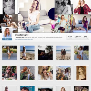Un Instagram de blogger