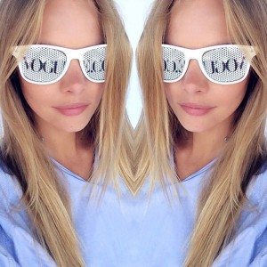 Top 10 modelos en Instagram