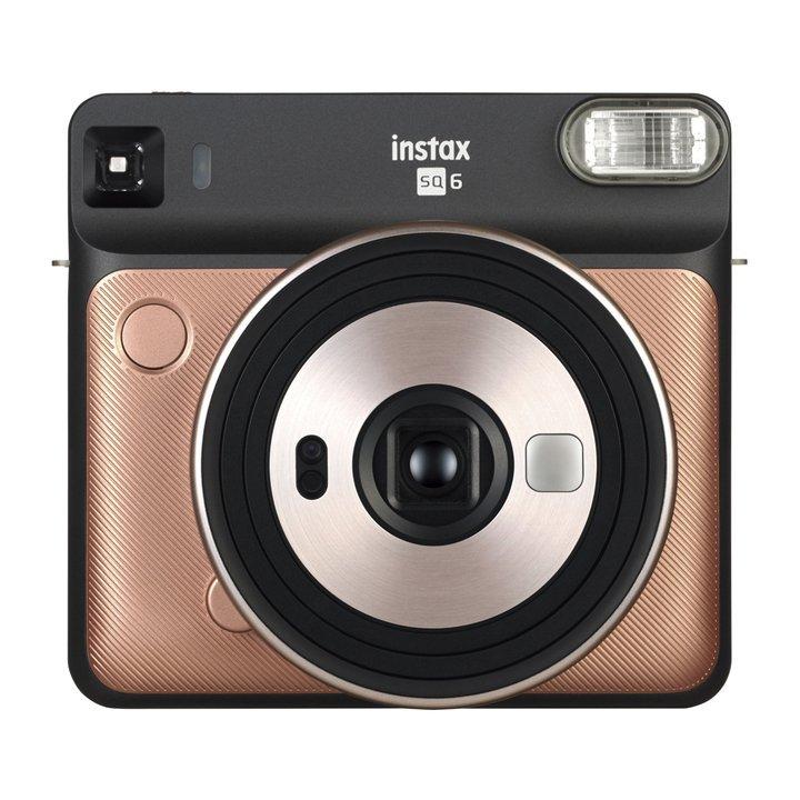 Instax Square SQ6 Blush Gold de Fujifilm: ideas regalos navidad