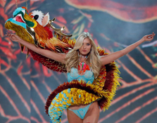 Los ángeles del Desfile Victoria's Secret 2016