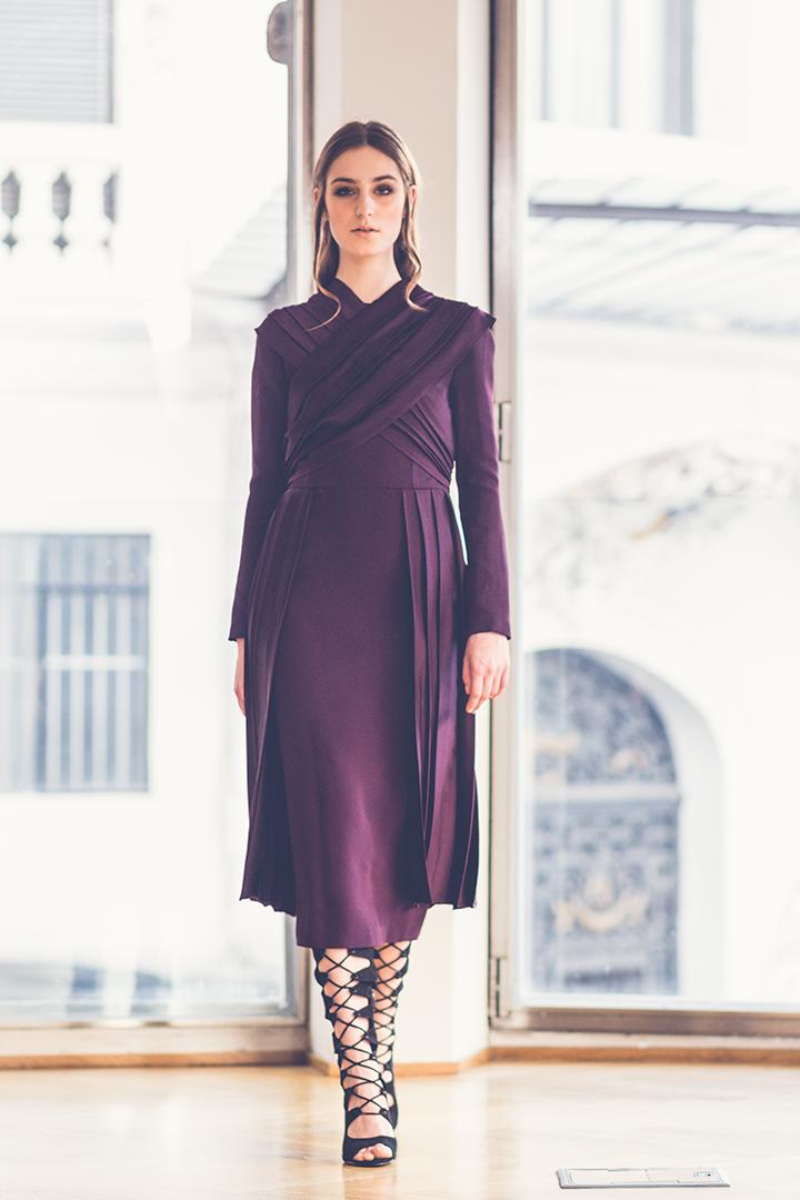 Vestidos de invitada Inúñez Otoño Invierno 2017-2018 - StyleLovely