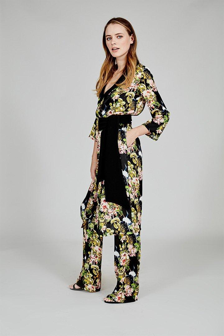 Coosy verano 2018 conjunto kimono