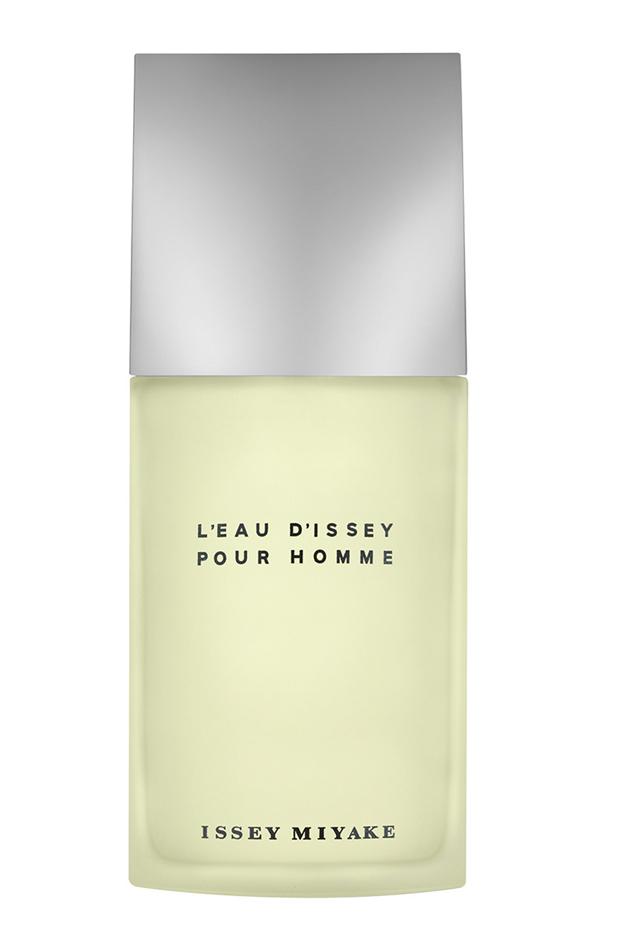 Eau de Toilette L'Eau d'Issey Pour Homme de Issey Miyake: San Valentín regala perfumes