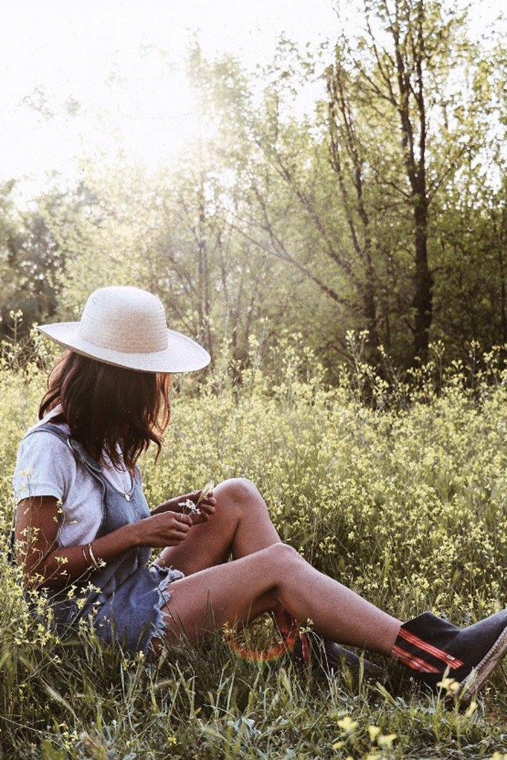 Itziar Aguilera nos inspira con un look cowboy: Ideas verano 2018