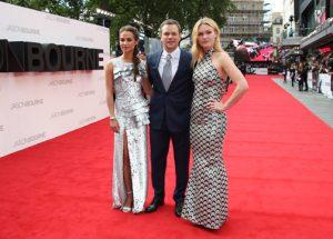 Jason Bourne: Estreno en Londres