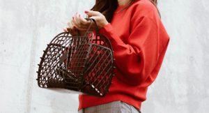 Jelly bag, el bolso que triunfa en las redes