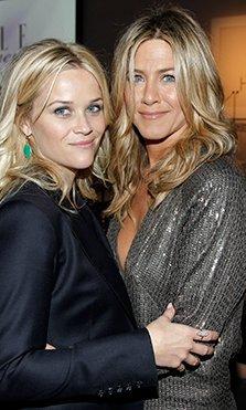 Jennifer Aniston y Reese Witherspoon juntas en una nueva serie