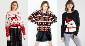 Los jerséis más navideños