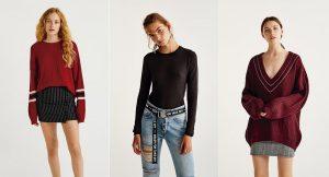 100% Pull&Bear: 12 jerséis perfectos