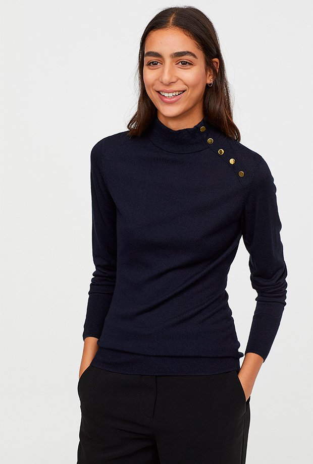 Jersey básico de H&M