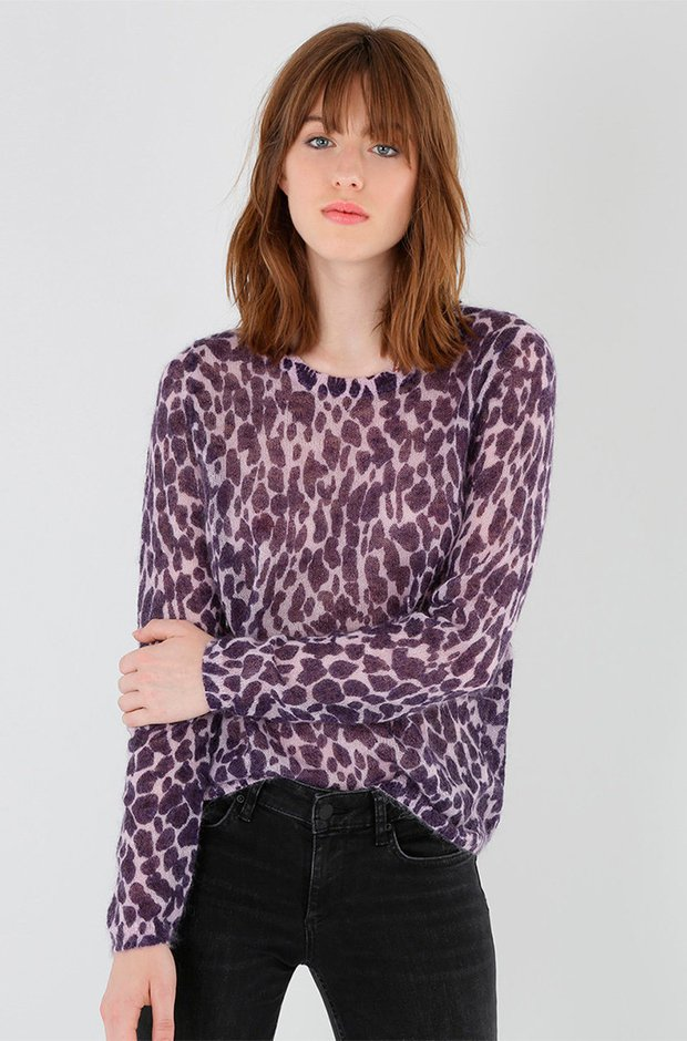 Jersey de leopardo