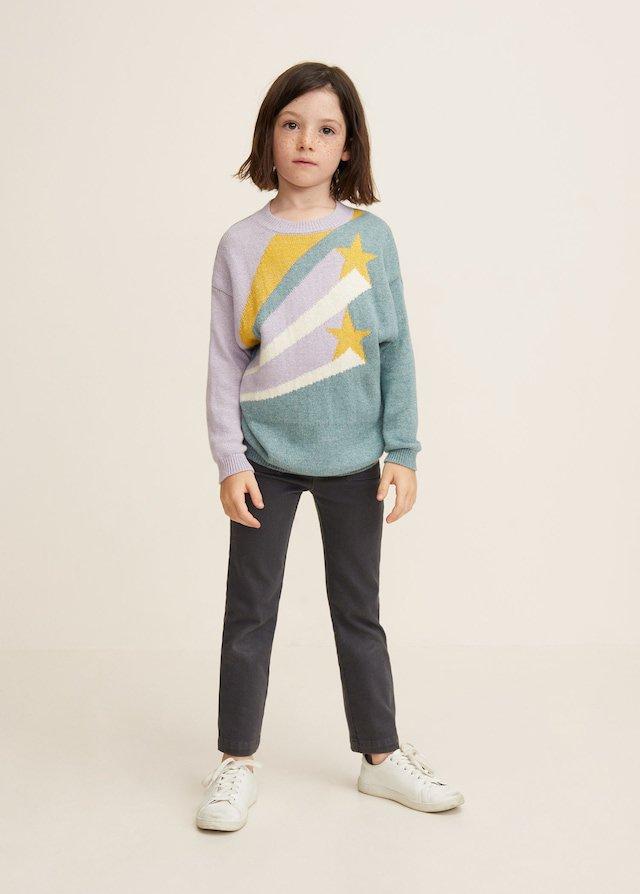 distribuidor mayorista 88490 15370 En Mango Kids tienen los jerséis más chulos para los niños ...
