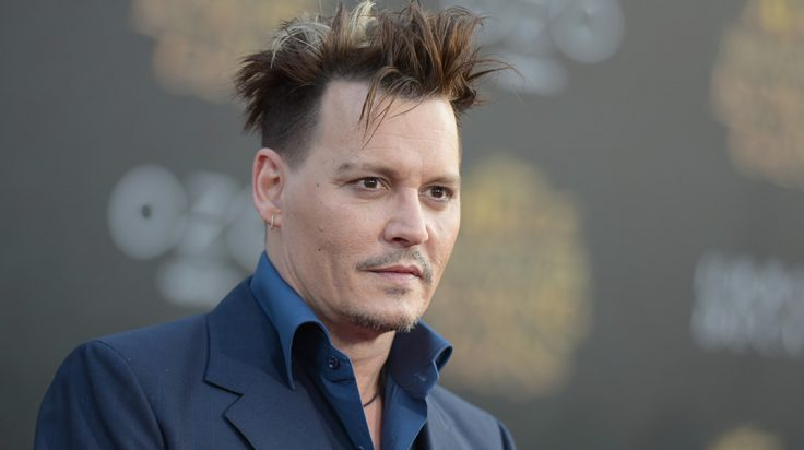 Johnny Depp arruinado
