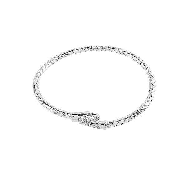 Joyas para San Valentín: pulsera con forma de serpiente