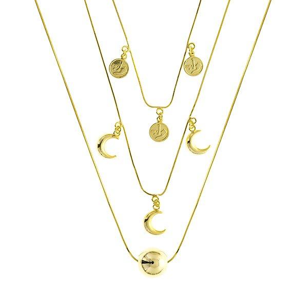 Joyas para San Valentín: set de collares