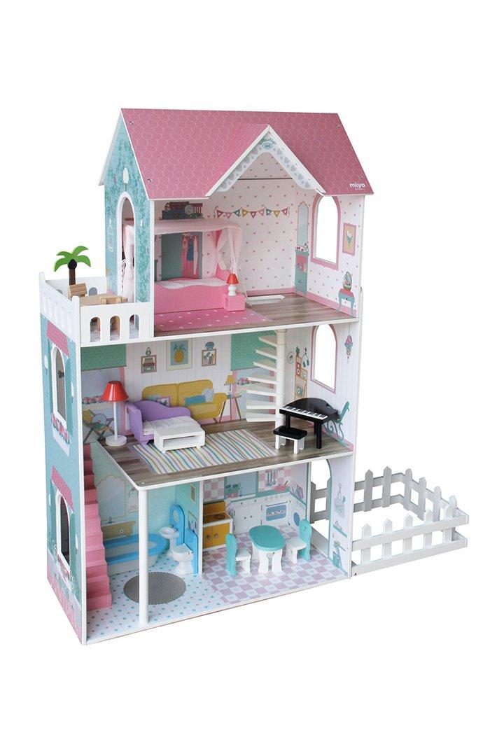 Juguetes educativos: Casa de muñecas