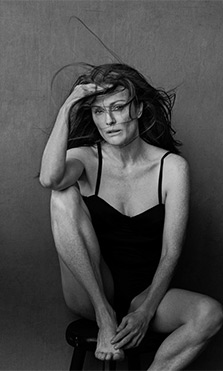 Calendario Pirelli 2017 Juliane Moore