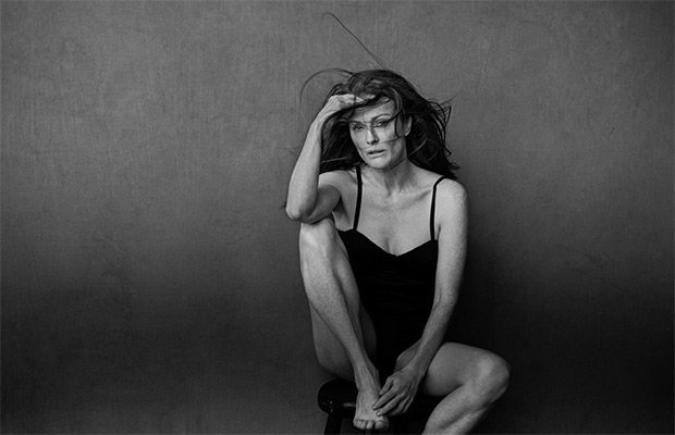 Calendario Pirelli 2017 Juliane Moore