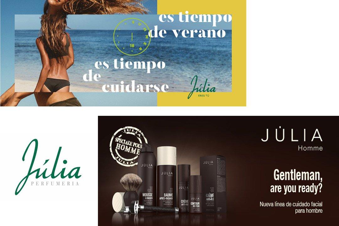 Perfumería Julia: mejores tiendas online de belleza